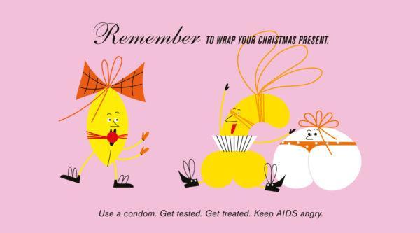 Angry AIDS Hivpointin joulutauko