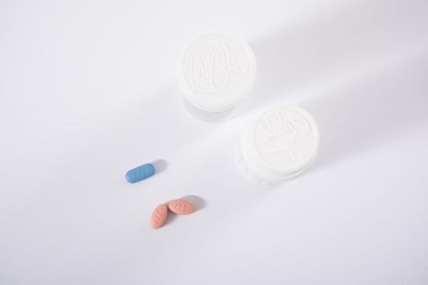 Prep hiviä ennaltaehkäisevä lääkehoito koostuu kahdesta eri lääkeaineesta