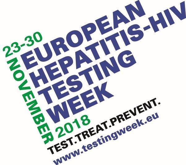 EUROOPPALAINEN HIV-HEPATIITTI TESTAUSVIIKKO 23.-30.11.201