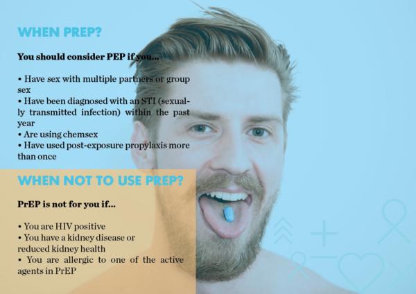 PrEP info card EN