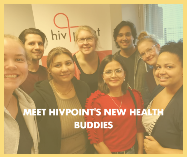 Meet the health buddies!