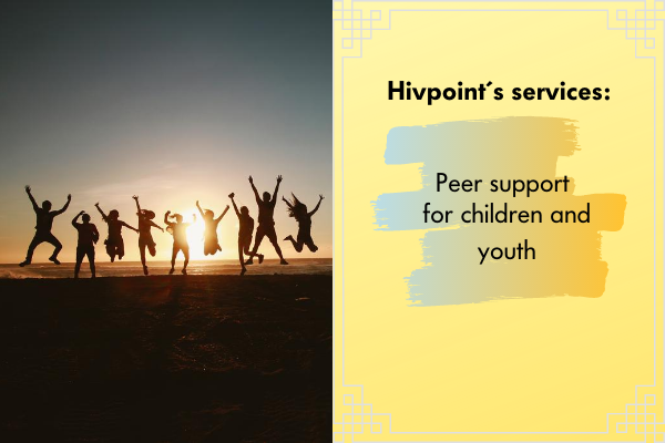 Peer support kids