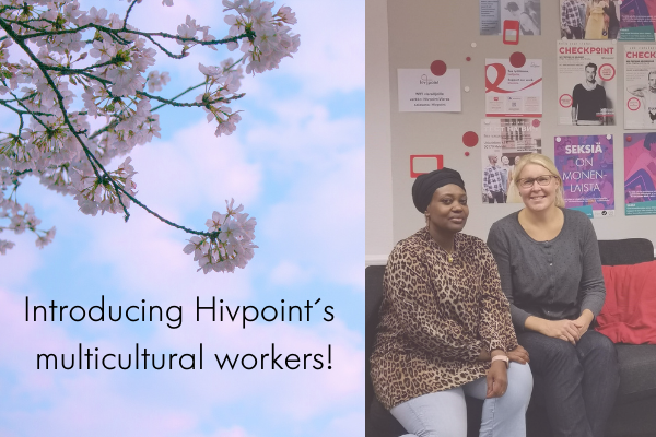 Introducing Hivpoint´s multicultural workers!