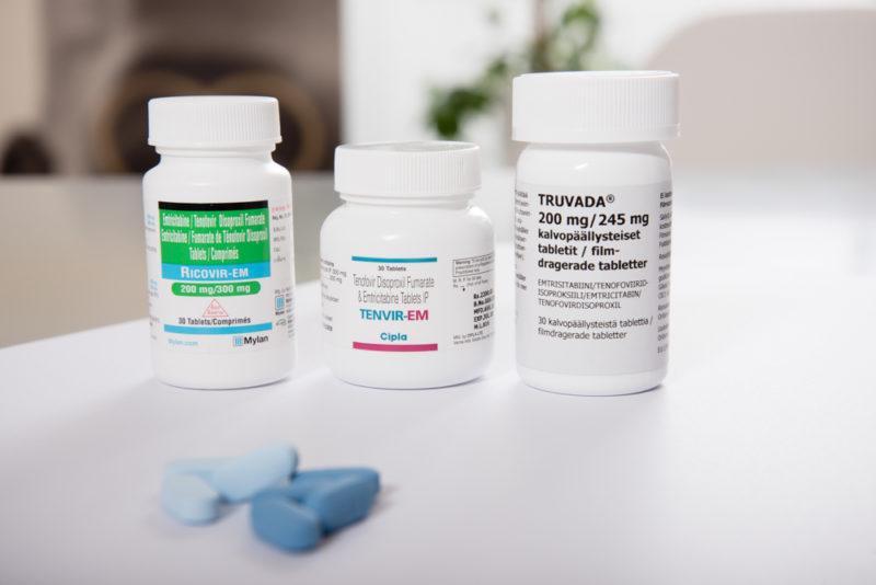 Suomesta saatavia prep-lääkkeitä