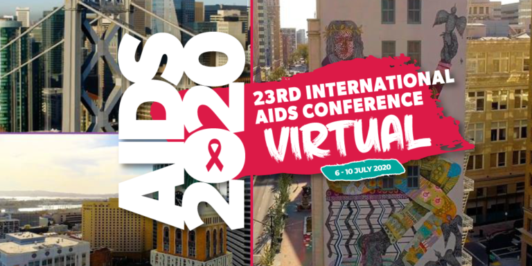 AIDS 2020 : 23. kansainvälinen aids-konferenssi virtuaalisena